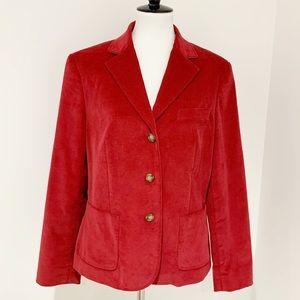 Brooks Brothers 346 stretch corduroy blazer jacket
